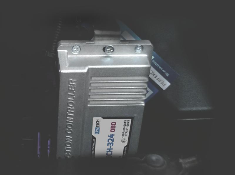 serie TECH-320 OBD